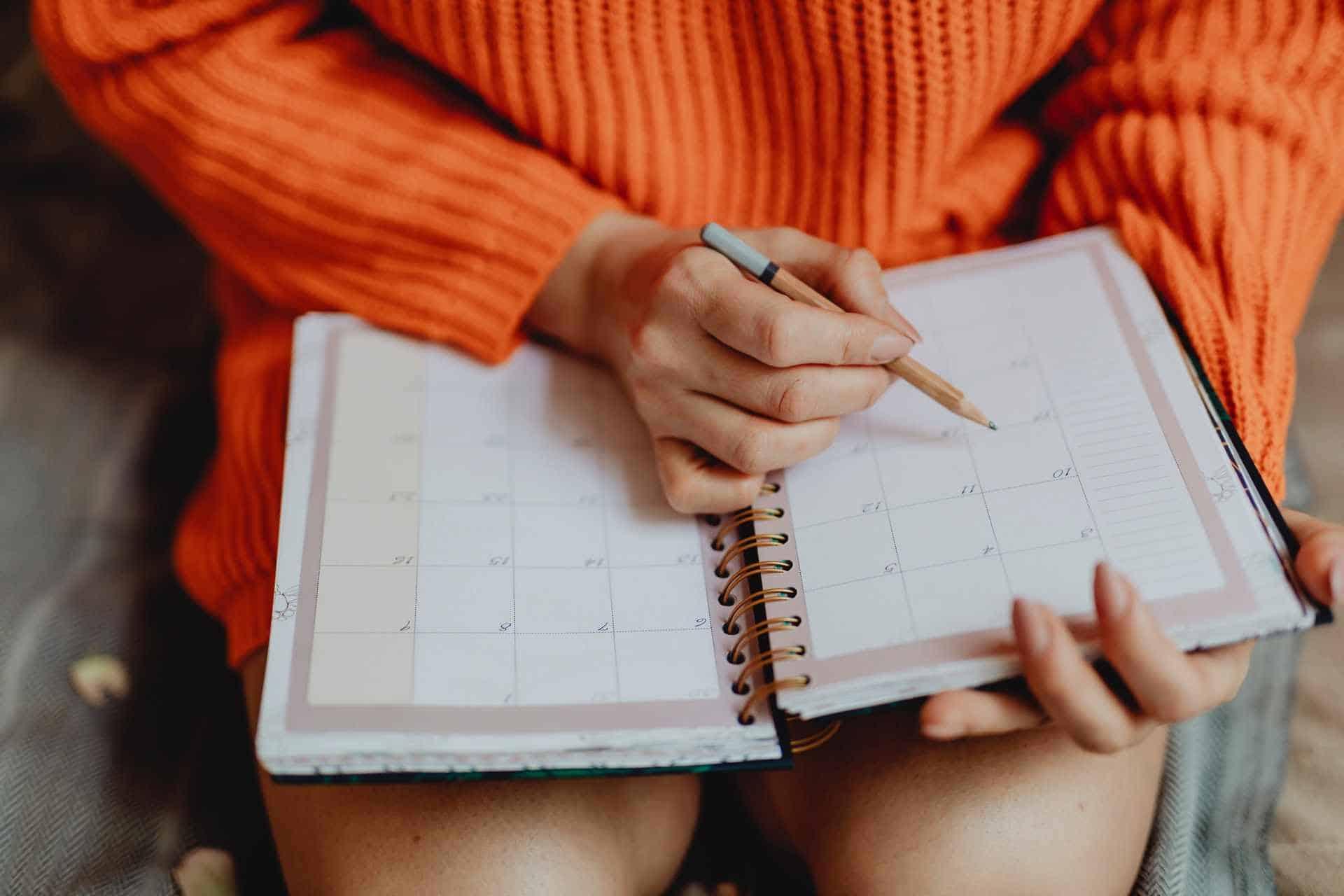 Selbst-Check deiner Aktivitäten und Zeitmanagement