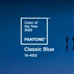 "Die Pantone-Farbe des Jahres 2020 ist ""Classic Blue"""