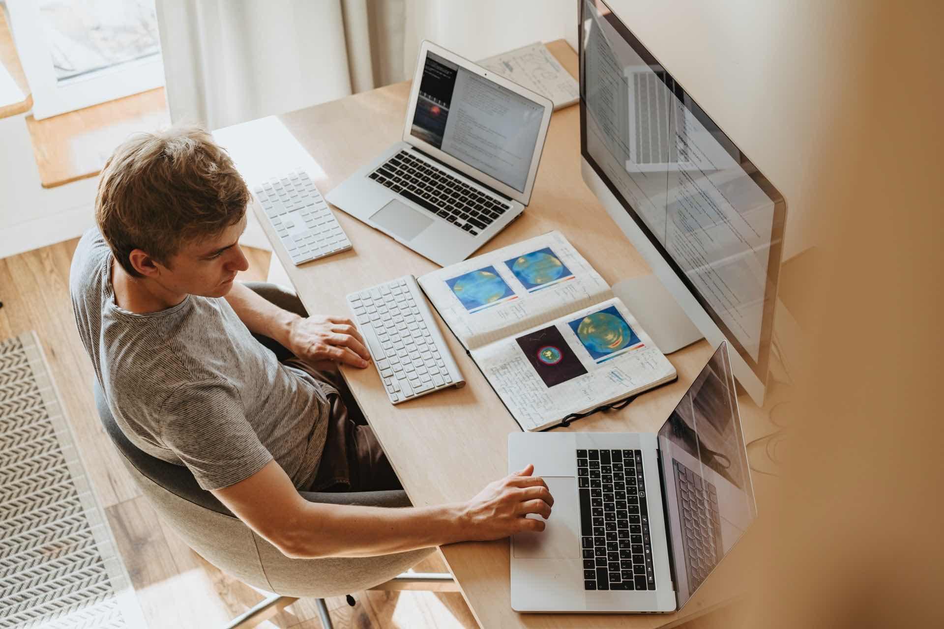 Home-Office – Segen und Fluch zugleich