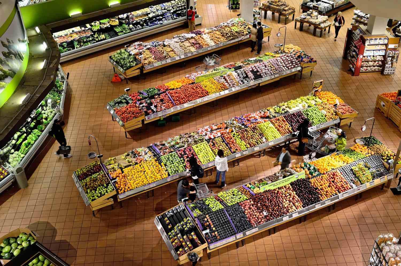 Lebensmittel-Basisausstattung für eine gesunde Küche (Einkaufsliste zum Herunterladen)